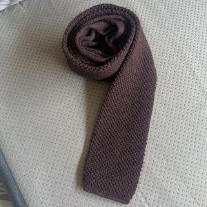 Vintage 60s Square Tie